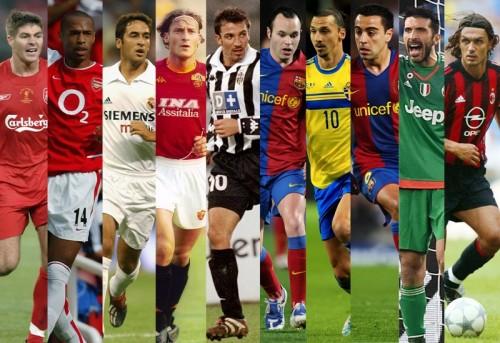 実はバロンドールを受賞したことがない10人の偉大な選手たち