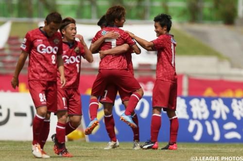 野心を刺激して躍進のきっかけに…FC琉球が格上クラブとの真剣勝負へ