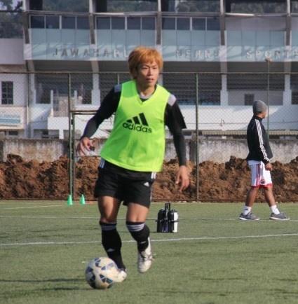 DF山形雄介がインドIリーグ・シロンラジョンFCと正式契約