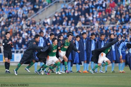 桐光学園魅惑の攻撃陣が躍動も、PK戦で敗れる/選手権3回戦