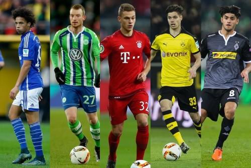UEFAがドイツ代表の次世代を担うスター候補を紹介…香川同僚ら5名