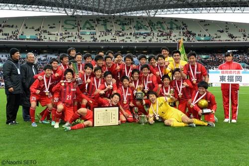 「良い攻撃は良い守備から」…東福岡の優勝に隠された高い守備組織