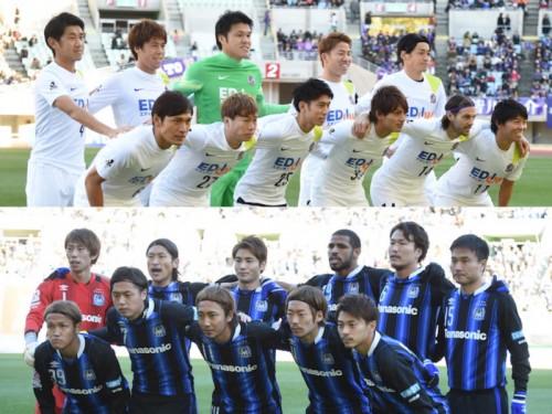 来季開幕を告げる一戦、2月20日のゼロックス杯で広島とG大阪が対戦
