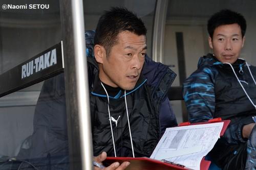 元Jリーガー、中京大中京・岡山監督が語る高校サッカー…人間育成の大切さ