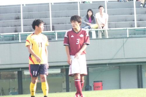 早稲田大DF奥山政幸、J2昇格のレノファ山口に加入決定…ユニバ日本代表でもプレー