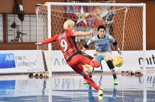 FリーグプレーオフFinal 「名古屋vs府中」をJ SPORTSで放送