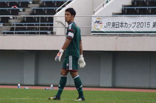 流経大主将のGK中島宏海、JFLブリオベッカ浦安へ加入「このステージで戦えることに感謝」