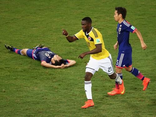 広州恒大、コロンビア代表FWを59億円で獲得か…W杯日本戦で2得点