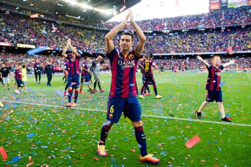 シャビが古巣に推薦…「バルセロナのDNAがある」と語る2選手とは?