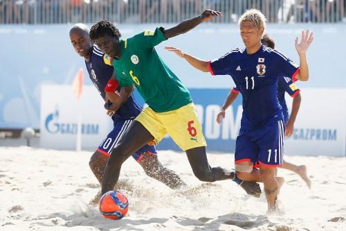 プロビーチサッカークラブ「Fusion」が日本代表の茂怜羅オズと後藤崇介の加入を発表