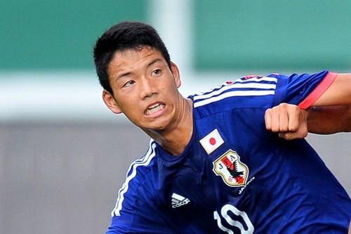 高校生相手に練習試合実施…U-16代表MF喜田「臆せずプレーしたい」