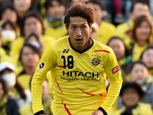 柏、FW田中順也の復帰を発表「全ての力を尽くす」…背番号は「9」