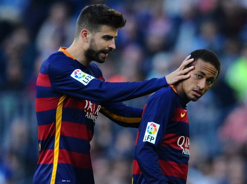 <> at Camp Nou on November 8, 2015 in Barcelona, Spain.
