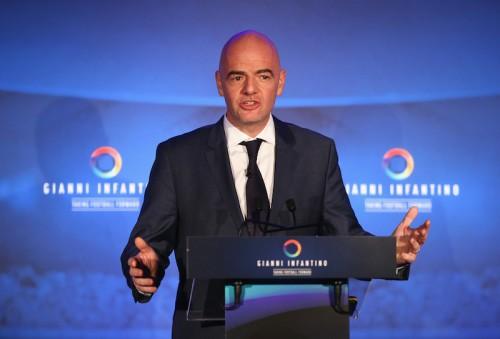 オランダサッカー協会、スペインに続きFIFA会長選でUEFA事務局長を支持