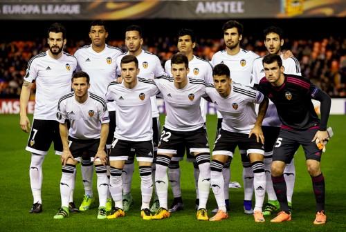 バレンシア、EL記録に並ぶ大勝…リーガ12戦未勝利から公式戦2連勝