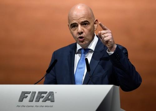 FIFA新会長はインファンティーノ氏に決定…2度目の投票で過半数獲得