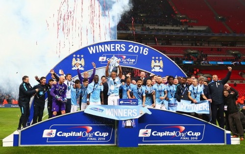 マンCがキャピタル杯制覇…PK戦の末にリヴァプール下し4度目の栄冠