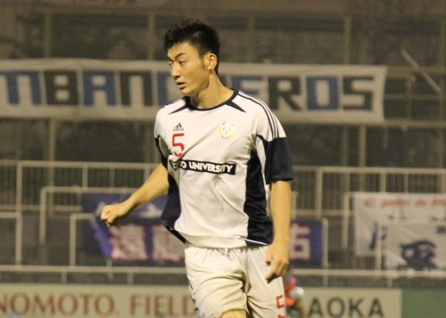 FC琉球が東洋大DF瀧澤修平の加入を発表「全試合フル出場を目指す」