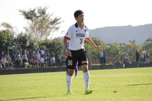 U-18Jリーグ選抜に浦和ユースDF橋岡らが選出…20日に高校選抜と対戦