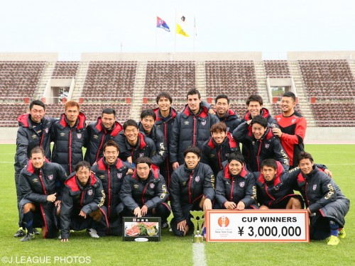 沖縄ラウンドでの収穫を糧に…優勝で手応えを得たFC東京はアジアを目指す