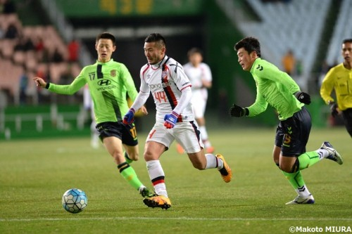 FC東京、終盤の追撃弾も及ばず…ACL初戦は韓国王者相手に黒星スタート