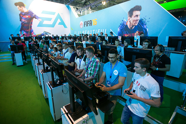 Next Generation Console Tech At Gamescom The World's Largest Video Game Fair