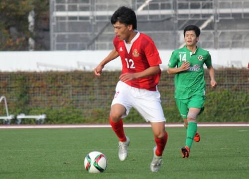 森・北野の穴を埋める大活躍…深堀隼平の2得点などで名古屋U18は3発快勝/JYPSL