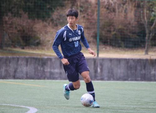 【JYPSL/注目選手3】守備の名手の下、成長続ける大型ボランチ…伊藤洋輝(磐田U-18)