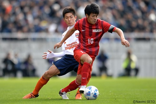 J選抜と対戦する高校選抜が決定…東福岡から中村、藤川ら最多6人