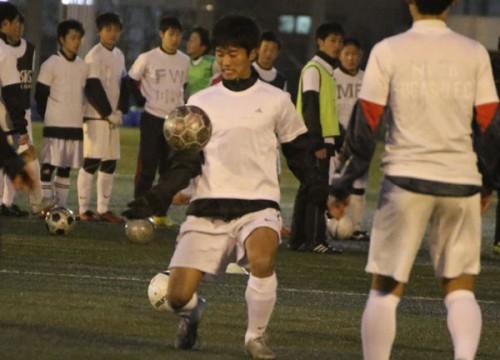 【東福岡/注目選手4】チームの要を務める最終ラインの新主将…児玉慎太郎