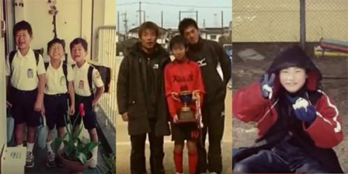 誰だか分かる? 明治安田生命がJリーグの新CMを公開「さぁ、次の夢を育てよう。」
