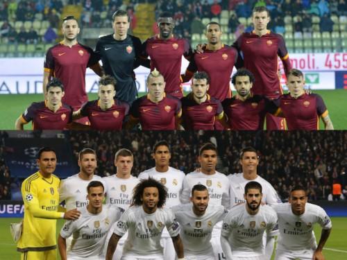 復調のローマがジダン監督CL初陣のレアルを迎え撃つ…UEFA先発予想