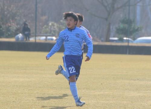 【JYPSL/注目選手2】1年生で唯一、選手権を経験した田中雄大(桐光学園)「雪辱を果たしたい」