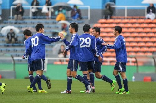 U19代表、練習試合で大学選抜に逆転負け…磐田FW小川の先制弾実らず