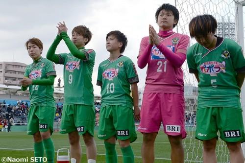 昨季王者・日テレはドロー発進…INAC神戸が首位に/なでしこリーグ第1節
