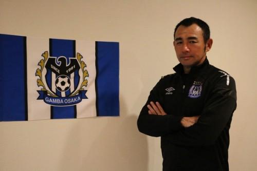 【インタビュー】アジア制覇へ意気込むG大阪・長谷川監督、ACLは「取らなきゃいけない大会」