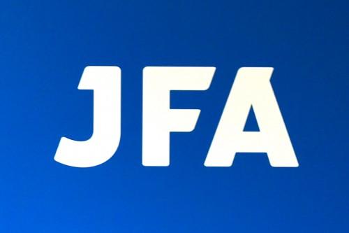 JFAが新ロゴ&シンボルを発表…田嶋会長「サッカー愛を伝えていければ」