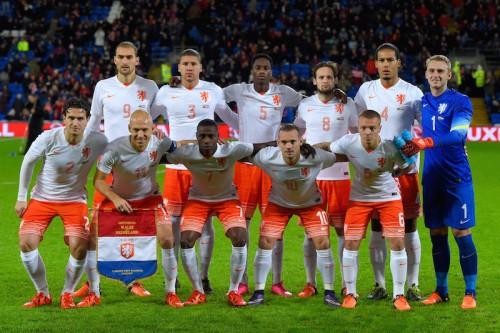 オランダ代表候補28名が発表…ファン・ペルシーが引き続き選外に