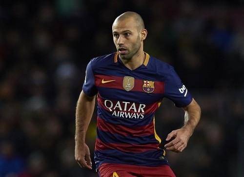 バルセロナで未だ無得点のマスチェラーノ「このまま退団する可能性は十分ある」