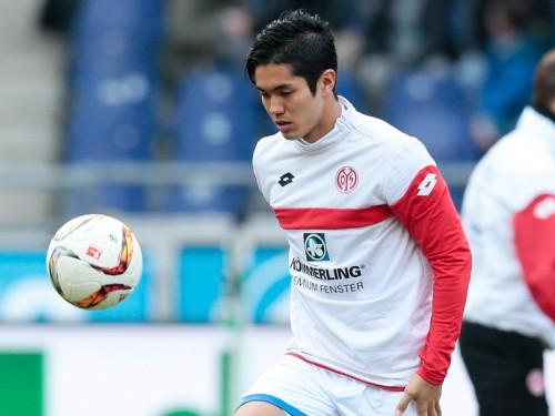 試合復帰目前で…練習合流のマインツ武藤嘉紀、再び負傷離脱か