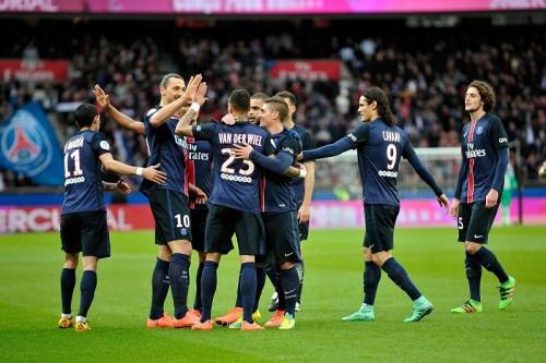 PSGに今節リーグ優勝を決める可能性が浮上…勝利すれば4連覇達成