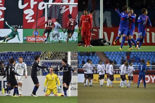 苦しむ日本勢…FC東京は大会初勝利も、広島&浦和は敵地で敗戦/ACL・GS第2節