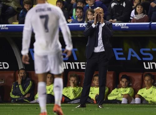 レアル、ジダン監督就任から10試合…過去5人の指揮官で最低の成績