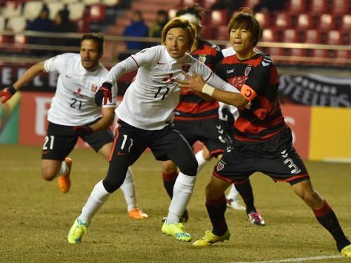 浦項戦で乱暴行為…浦和FW石原直樹、広州恒大との2試合出場停止に