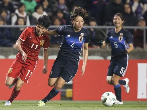 残り2試合を全力で…熊谷紗希「最後まで自分たちにできることを」