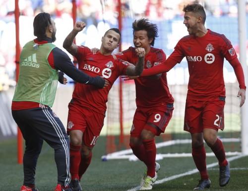 MLSデビューのトロントMF遠藤翼、開幕戦スタメン出場でPK獲得の大活躍