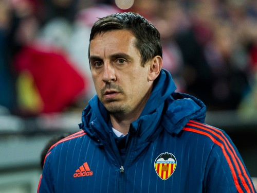 EL敗退、リーガで低迷のバレンシア…ネヴィル監督が今季限りで退任へ