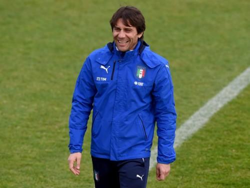 ユーロ後の退任決定…イタリア代表のコンテ監督「クラブに戻りたい」