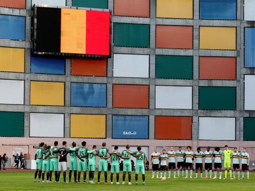 テロで開催地変更の一戦…ポルトガルがFIFAランク首位ベルギーに勝利