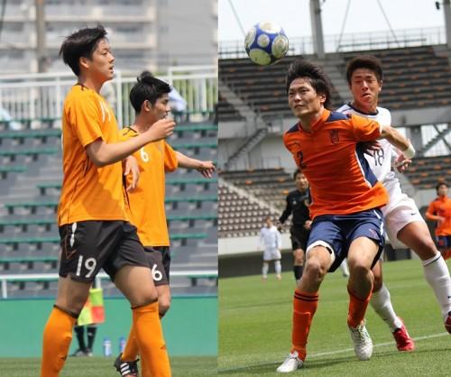 FC東京、中央大FW矢島輝一と法政大DF山田将之を特別指定選手に登録